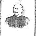 Pastor Josef Pfeifer, 1907 - 1918, Fotoarchiv: Josef Heinrich (Niedersaubach)