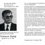 Tilmann Haag, Lebacher Priester 1972 - 1989